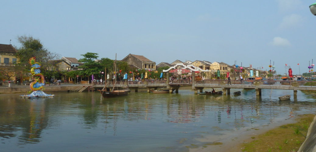 Hoi An – an ancient town