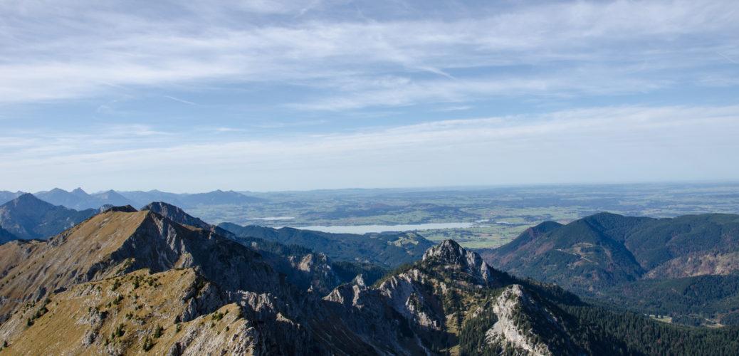 Wandern: Auf die Große Klammspitze