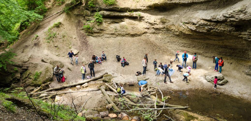Wandern: Durch die Pähler Schlucht